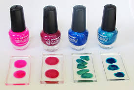 resin and nail polish resin obsession