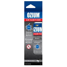 air freshener new car smell ozium original air freshener new car 3 5oz walmart