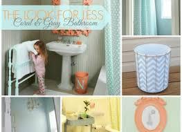Gray Bathroom Designs Jessica Stout Design Decorating A Bathroom My Home Coral