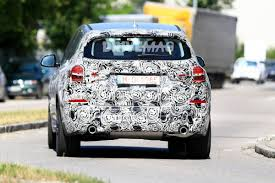 2018 bmw x3 sheds more camouflage looks like an evolution of the