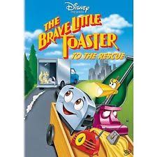 The Brave Toaster Brave Little Toaster Dvd Ebay