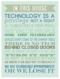House Technology by Family Technology Rules Take Control Of Tech Before Tech Takes