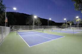 Outdoor Basketball Court Cost Estimate by Brite Court Tennis Lighting Led Tennis Lighting For Indoor