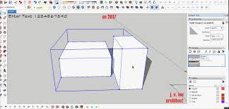 working off a hand drawn floorplan sketchup sketchup community makegroup gif1905x914 772 kb