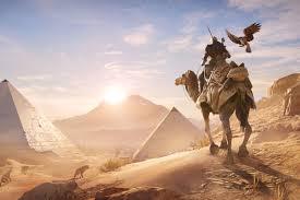 Ancient Origins Of Halloween Assassin U0027s Creed Origins Zero Combat Mode Coming Next Year Polygon