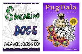 5 pet themed coloring books for adults part ii
