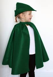 Prince Charming Halloween Costumes Fairy Tale Cape Dress Kelly Green Felt Robin Hood Prince