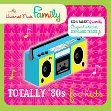 totally 80s cd totally 80s for kids by various artists on apple
