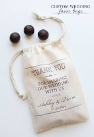 custom favor bags wedding favor bags
