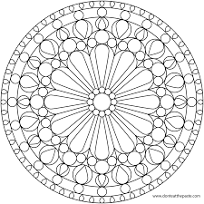 pages simple mandala coloring pages mandala coloring pages and