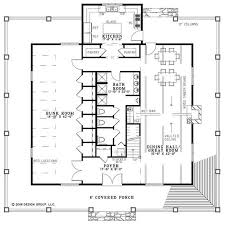 Cabin Homes Plans by Camp Creek Cabin House Plan U2013 Dog Trot Cabin Home Plan Dog Trot