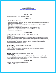 On Job Training Resume by On Job Training Resume Best Free Resume Collection