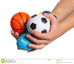 boy with small balls stock images image 29398144