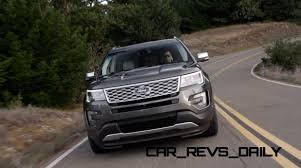 Ford Explorer Build - 2016 ford explorer revealed with new engines fresh styling and