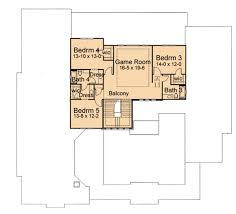Floor Plans With Courtyard Elegant Courtyard House Plan 16854wg Architectural Designs