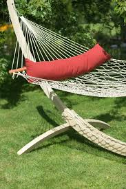 california weatherproof kingsize spreader bar hammock red