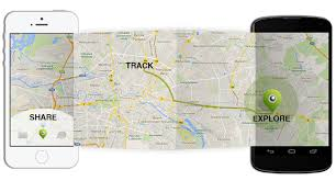 gps tracker android gps tracking location and exploring app for android and