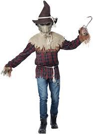 sadistic scarecrow scary halloween costume costume craze