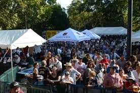 best oktoberfest nyc events including places to drink german beers