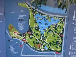 Royal Botanical Gardens Melbourne Map Botanic Gardens Melbourne Map My