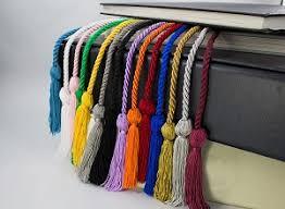 graduation cords honor cords premium solid colors tassel depot