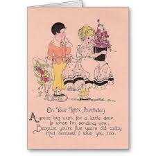 97 best vintage birthday cards images on pinterest vintage
