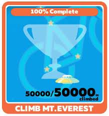 Challenge Complete Growing Zwift Climbing Challenge Complete