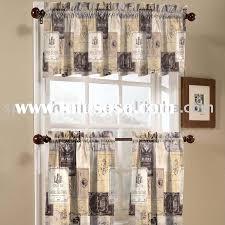 Stylish Kitchen Curtains by Kitchen Gratifying Country Kitchen Curtains Regarding Curtains