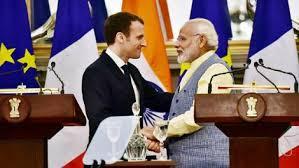 chambre de commerce franco indienne inde visite d etat d emmanuel macron la en chine