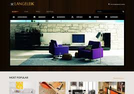 theme furniture drupal 7 commerce theme for luxury furniture store st langeleik