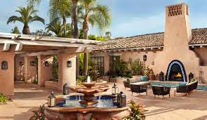 Santa Fe Style Home Plans by Rancho Santa Fe Hotels Suites U0026 Villas Rancho Valencia San