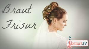 Hochsteckfrisurenen Brautfrisuren Schleier by Brautfrisur Mit Schleier Und Blumen Hochzeitsfrisur