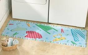 laundry room mat runner home decoration club