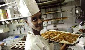 cherche chef de cuisine afrique cuisine rougui dia ses conseils pour le réveillon de