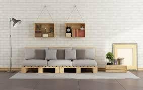 fabriquer un canap en palette comment fabriquer un canapé en palette tuto et 60 idées salons