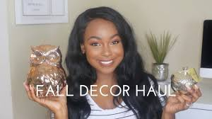 home decor haul tj maxx target hobby lobby and more fall