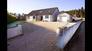 House With Garage Large 5 Bedroom House With Garage In Kildary In Invergordon
