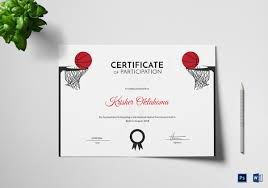 netball certificate template 4 word psd format download