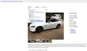 Honda S2000 Sports Car For Sale S2000 Cr U0027s For Sale S2ki Honda S2000 Forums
