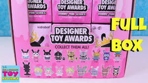 Where To Buy Blind Boxes Kidrobot Dunny Designer Toy Awards Blind Box Figures Review