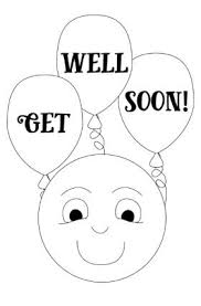 printable get well cards for to color lovetoknow