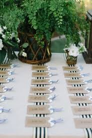 unique and interesting ways to display your wedding reception