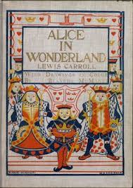 alice u0027s adventures wonderland bookmarks anniversaries books