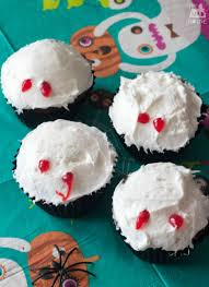 vampire bite cupcakes for halloween cooking with kids mum in