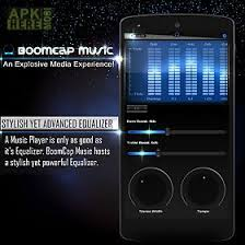 android flac player boomcap player flac eq for android free at apk