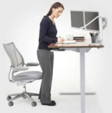 Sit To Stand Desk Sit Stand