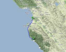 Route Toaster From Monarchs To Redwoods Monterey To Big Sur