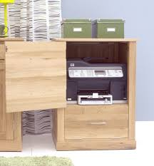 desk with printer storage office desk with printer storage storage designs