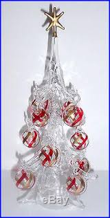 soffieria parise tree with ornaments italy venetian