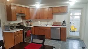 refinishing kitchen cabinets reddit cabinet refinish homeimprovement